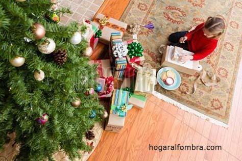 Regalar alfombras en navidad | Hogaralfombra
