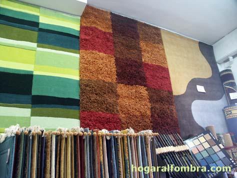 Comprar una alfombra por Internet
