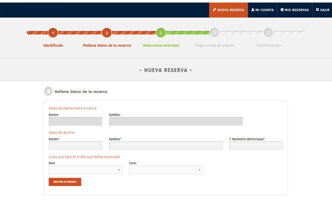 Reservas online, otra forma de comercio electrónico