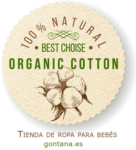 Ropa para bebés | algodón orgánico | Gontana