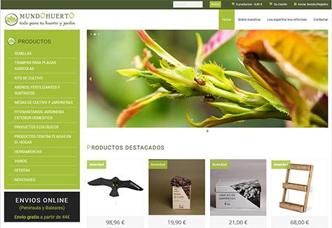 Mundo Huerto – Una Tienda Online para tu huerto y jardín.