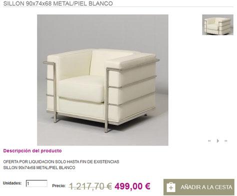 Regalar muebles y art culos de decoraci n comercio - Muebles para regalar ...