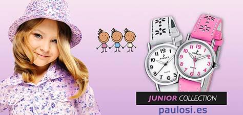 Relojes de pulsera para niños y niñas | Paulosi