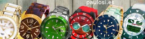 relojes de pulsera - paulosi