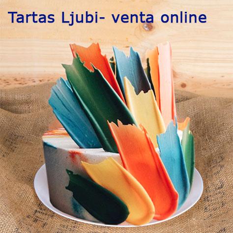 Tartas Ljubi - Venta Online en Valencia