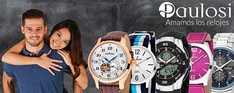 Tienda de relojes Paulosi